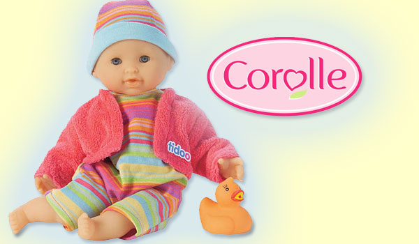 Corolle Doll