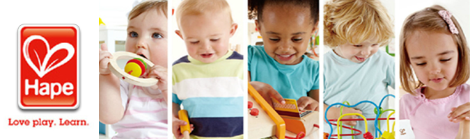 Hape Quality Wooden Toys